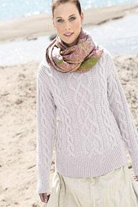Модели пуловеров, джемперов и свитеров спицами
