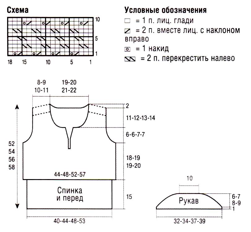 bezhevyy-top-korotkimi-rukavami-scheme-vyazanie-spicami-dlya-zhenshchin-kofty-spicami-zhenskie