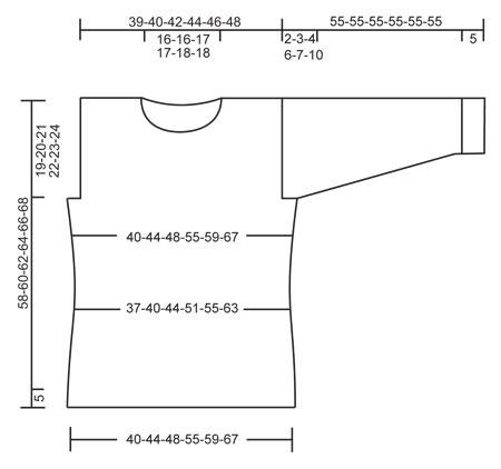 свитер спицами для женщин схема вязания с описанием