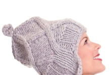 Схема вязания шапочки спицами с описанием