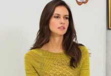 Пуловер с узором из ромбов с рукавом реглан