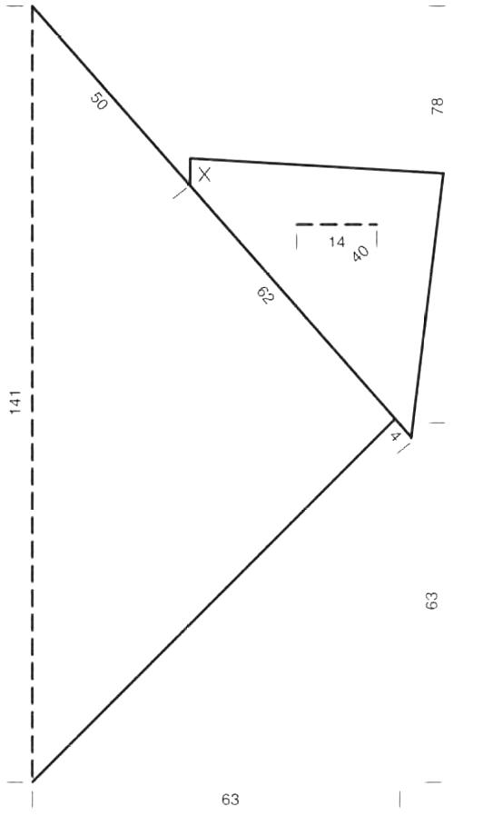 Вязаное пончо в радужную полоску схема вязания с подробным описанием бесплатно
