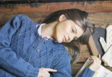 Синий жакет спицами на пуговицах схема вязания кофты спицами с подробным описанием для женщин