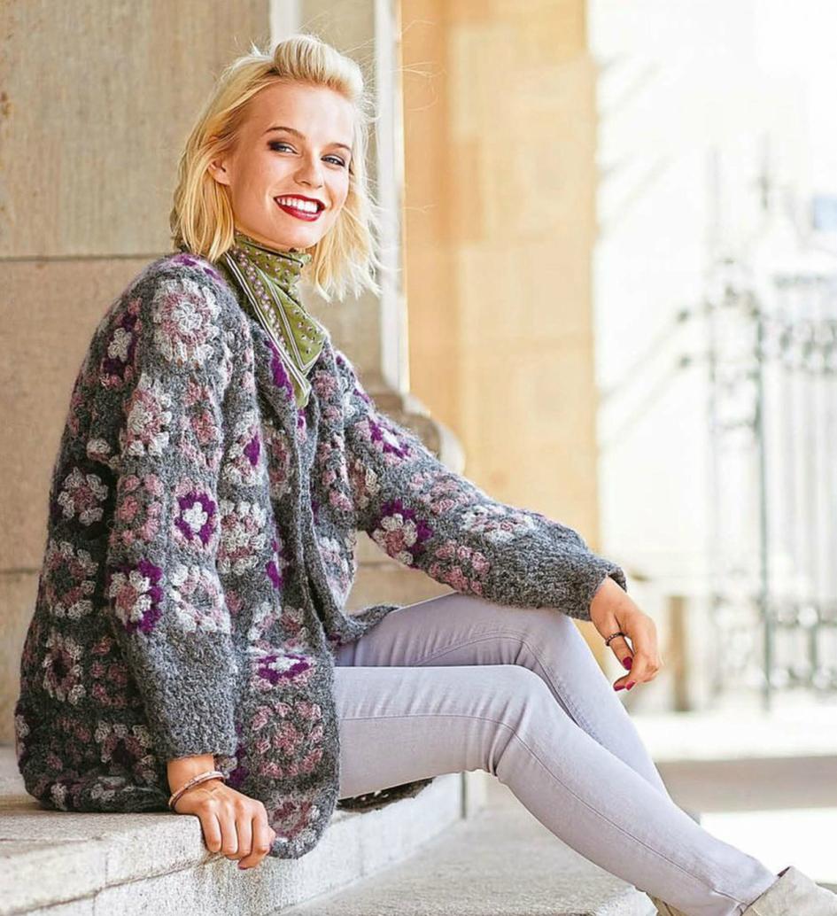 Вязание модное в блогах и дневниках