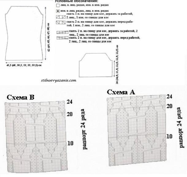 Серое платье спицами с вырезом лодочка схема вязания с подробным описанием