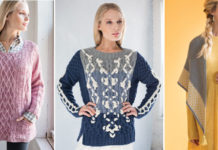 Fashion Preview от VOGUE Knitting Зима 2016/2017