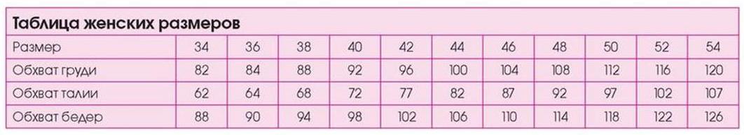 Ассиметричный жилет крючком свободного фасона таблица размеров