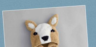 Накидка-пончо спицами для малыша схема вязания с подробным описанием