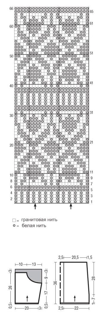 Схема вязания жилета спицами в жаккардовом стиле схема вязания условные обозначения выкройка