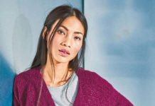Кофта спицами в стиле оверсай и юбка карандаш с ребристым узором схема вязания спицами с подробным описанием для женщин бесплатно