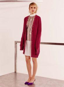 Модное вязание спицами для женщин 2017 - 2018 с описанием и схемами