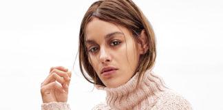 Стильный свитер спицами с рельефным узором схема вязания с подробным описанием