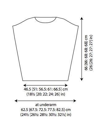 Топ Киама спицами - нежный лаконичный стиль выкройка