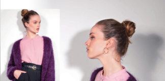 Базовый кардиган спицами из толстой пряжи схема вязания с подробным описание для женщини
