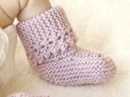 вязание для новорожденных вязание спицами схемы с описанием