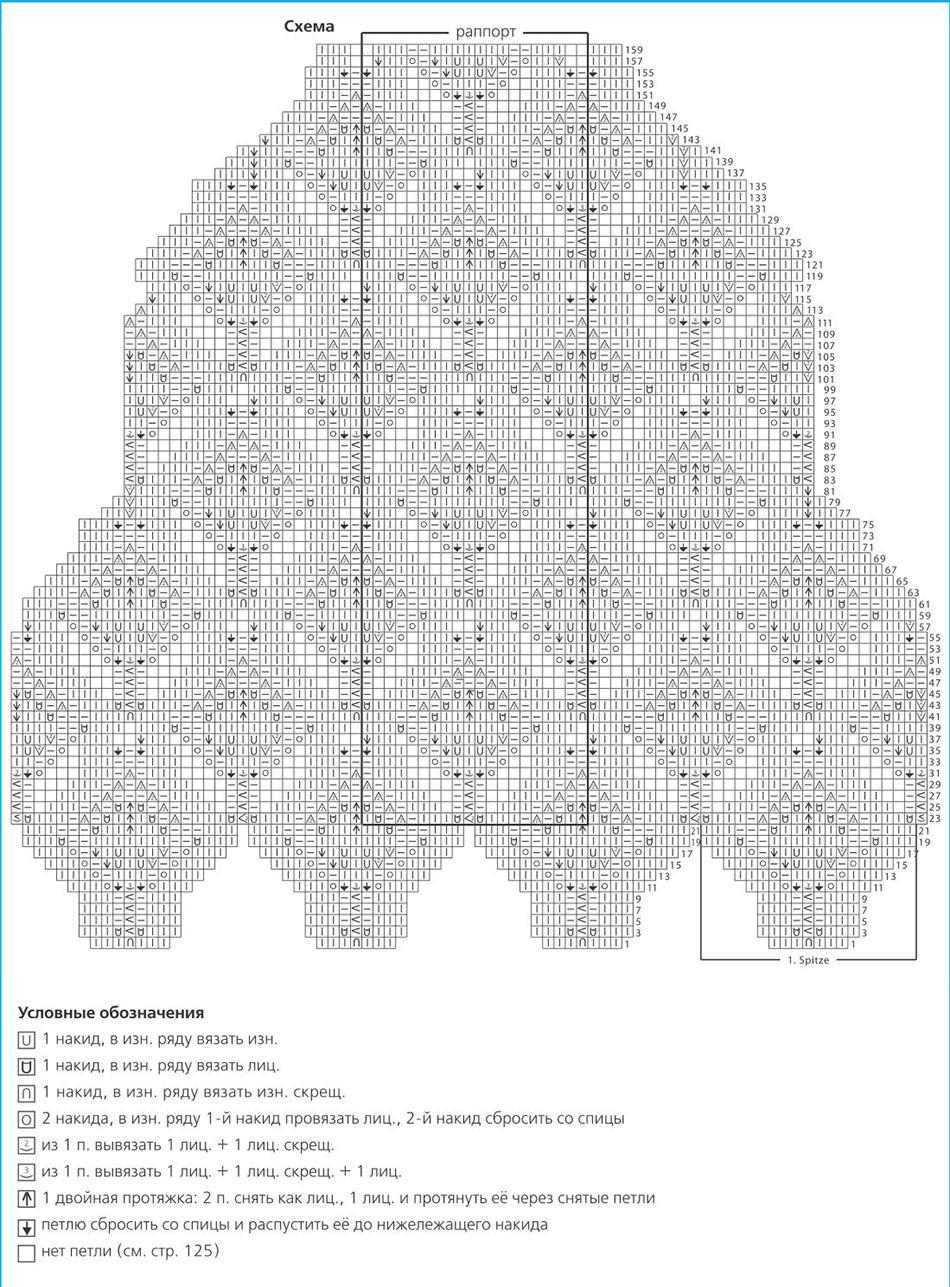 Розовый топ-туника спицами с узором из листьев схема вязания спицами и условные обозначения
