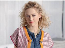 жилеты женские спицами схемы вязания с описанием 2018 2019