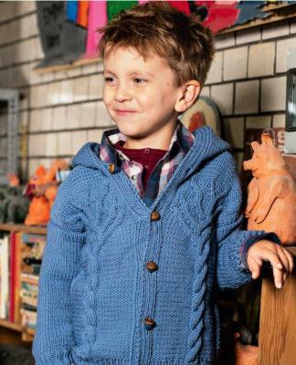 вязание спицами детям от 0 до 3 лет с описанием и схемами