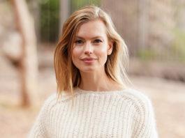 Воздушный пуловер спицами английской резинкой схема вязания с подробным описанием для женщин бесплатно модное вязание